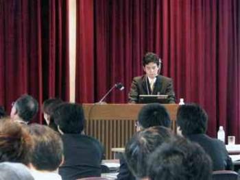 株式会社ニッテクリサーチ 環境技術部 環境分析課  水質分析係 吉川 幸司